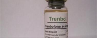 Тренболон ацетат – някогашният любимец на американските професионални бодибилдъри, който увеличава твърдостта на мускулите