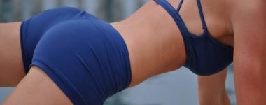 IFBB Bikini Pro Жанел МакГуайър и тренировката й за стегнато дупе