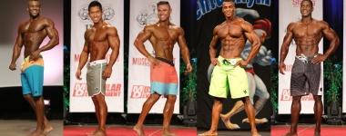 Временното класиране в квалификациите за 2014 Olympia Men's Physique Showdown – Водачи, преследвачи и щастливци (Галерия)