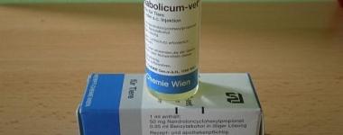 Нандролон циклохексилпропионат – подобрява мускулните размери без да предизвиква прекомерни странични ефекти