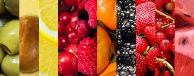 Топ 10 на плодовете с най-ниско съдържание на захар