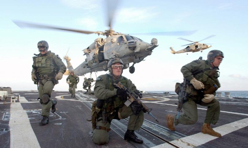 """SCARS – Бойната система на американските """"тюлени"""" (Видео)"""
