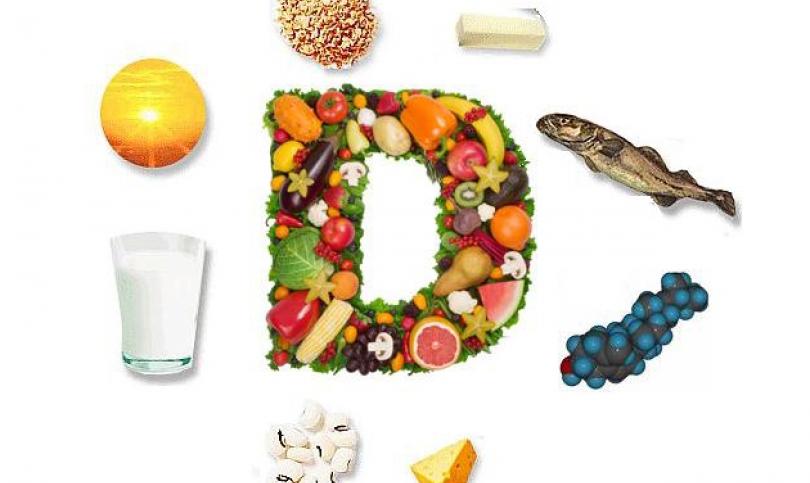 Витамин D за прилив на мускулна сила и висок тестостерон