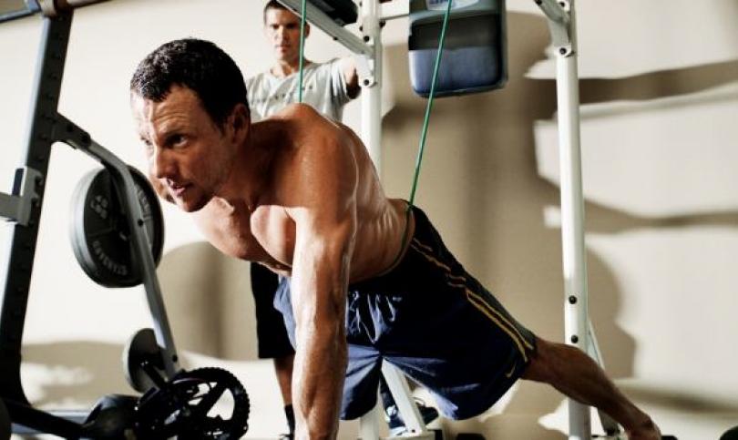 Любимата тренировка на Ланс Армстронг за сила и издръжливост