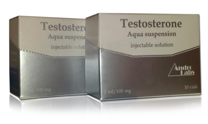 Тестостерон суспензия – Експресът за мускулна маса и сила не носи твърдост и релеф