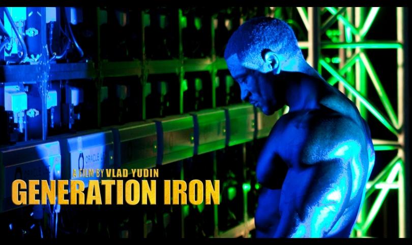 Режисьорът на Generation Iron – Влад Юдин получи награда за принос към бодибилдинг общността