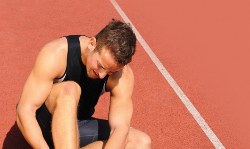 За спорта, мускулите и травмите