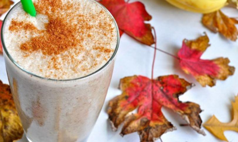10 вкусни и здравословни есенни смутита