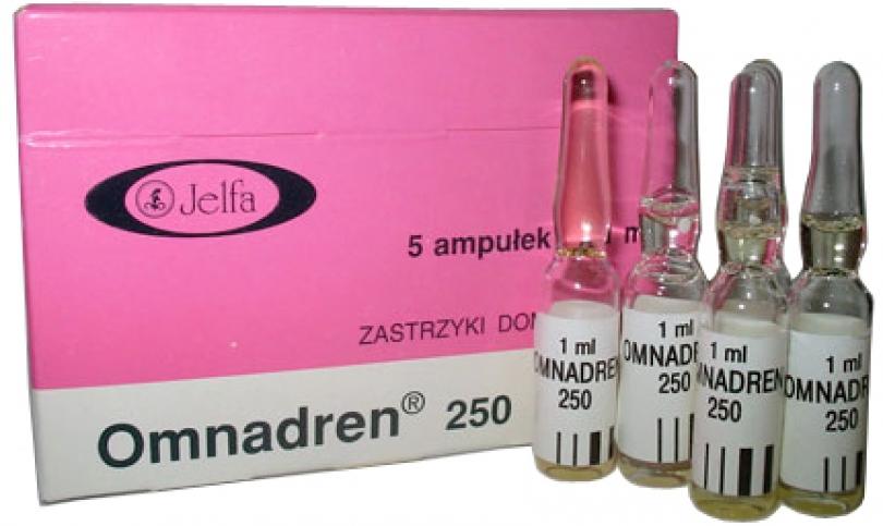 Омнадрен 250 – полската тестостеронова формула за революция в размерите на мускулите и силата
