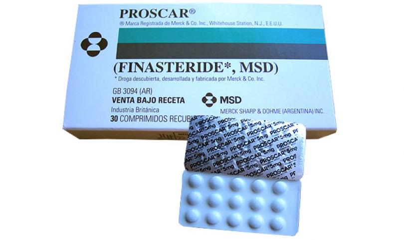 Проскар – спира превръщането на тестостерона в дихидротестостерон
