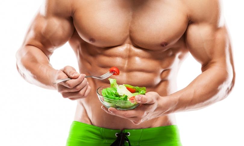 Порция мускули