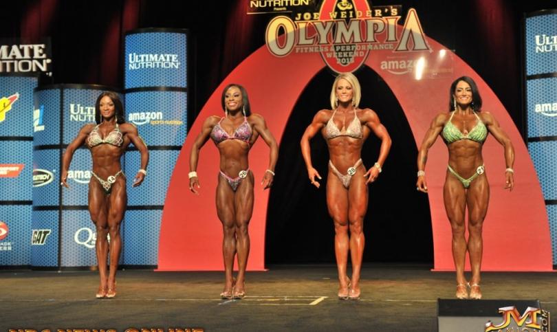 Фигура Олимпия има нова кралица, шоколадови красавици завладяха Топ 10 (Галерия и видео)