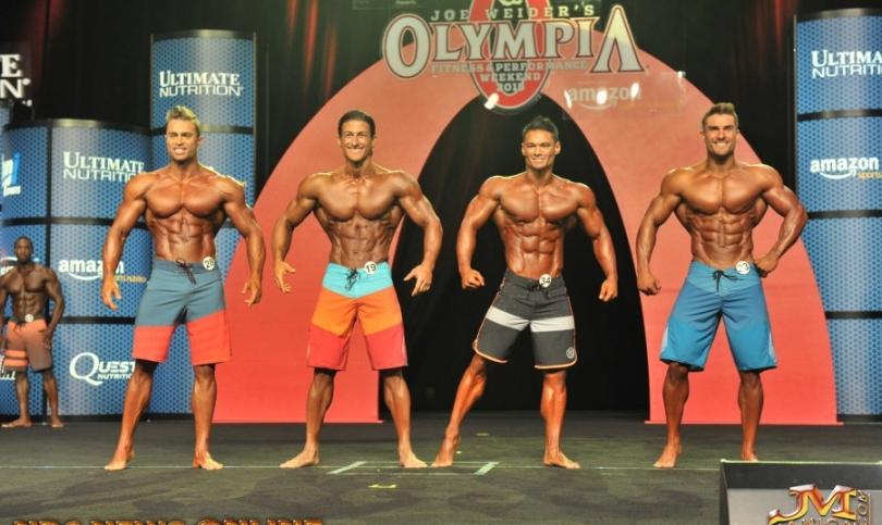Новаци окупираха десетката на Olympia Men`s Physique, но на върха остана Джереми Буендиа (Галерия и видео)