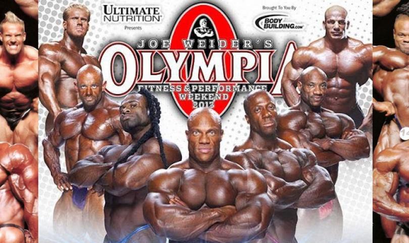 """""""Мистър Олимпия"""" 2013 ще се излъчва безплатно на живо онлайн"""