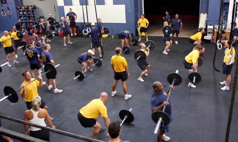 The Chief – Кросфит-кръщението на главните старшини от ВМС на САЩ (Видео)