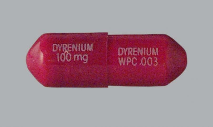 Дирениум – оралният калий-съхраняващ диуретик, който чисти задържаната подкожна вода  и дава релефна дефиниция на мускулите