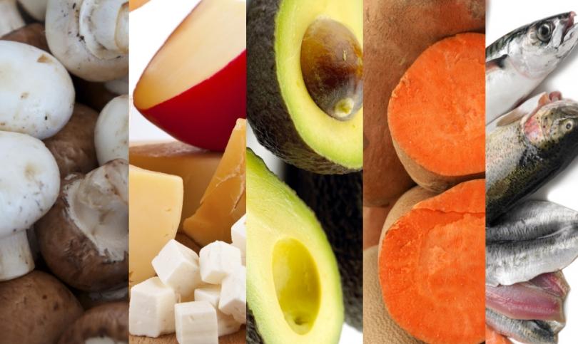 Топ 10 на най-богатите на витамин В5 (пантотенова киселина) храни