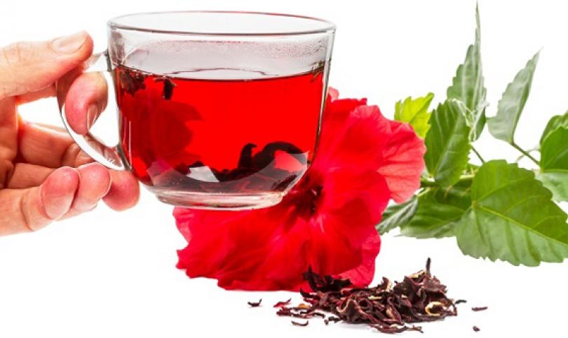 Чаят от хибискус - Неочаквано силния помощник на здравето