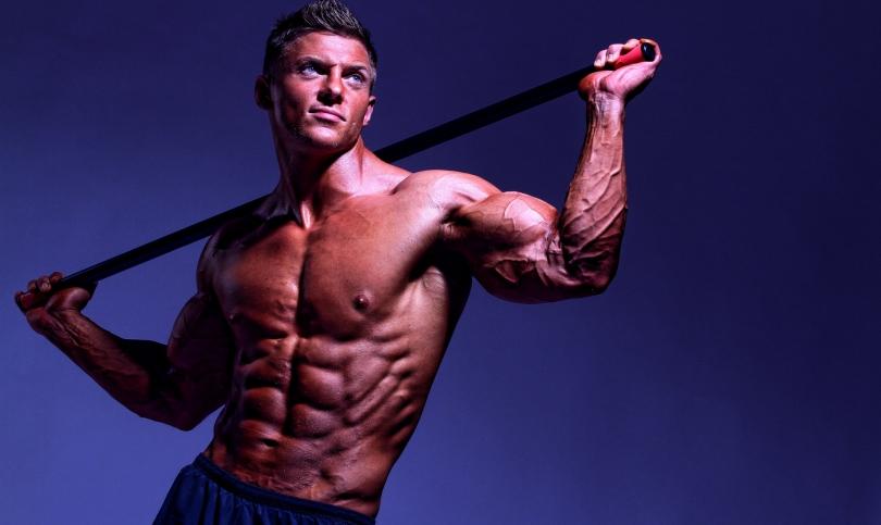 Стийв Кук – футболистът, който се превърна в един от най-обичаните фитнес модели
