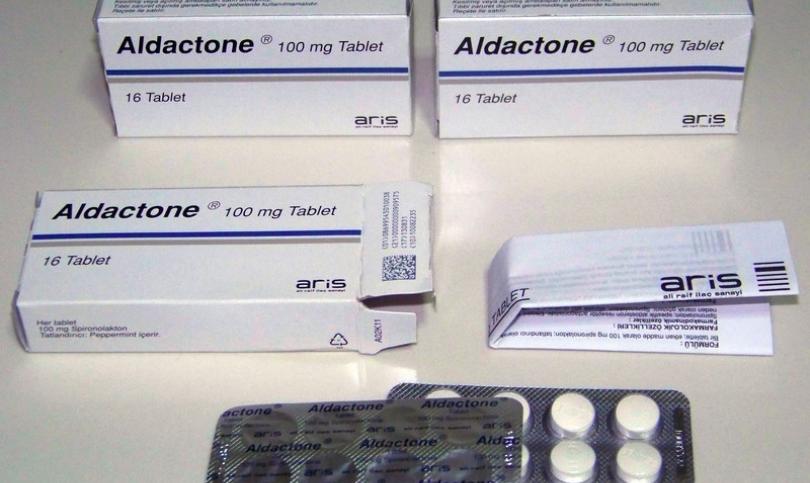 Алдактон – добрият диуретик за предсъстезателна подготовка