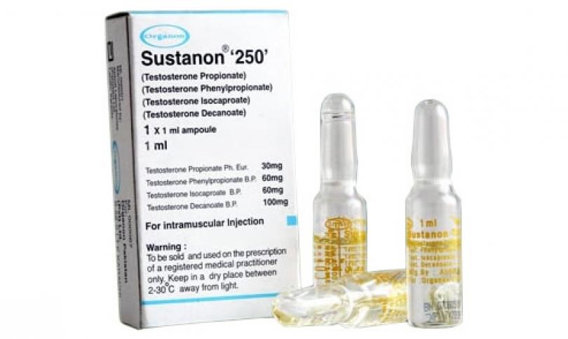 Сустанон 250 – най-популярното тестостерон депо върши отлична работа