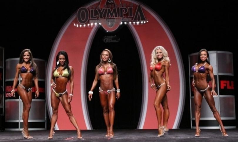 Кои ще са участничките в Bikini Olympia - най-атрактивната женска категория по време на 2013 Olympia уикенда (Част първа)