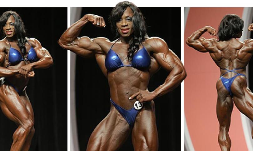 Шапки долу - Айрис Кайл и нейната 9-та титла Olympia счупиха историческият рекорд на Лий Хени и Рони Колман
