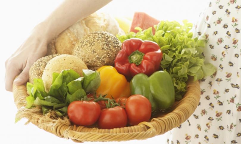 4 стъпки към здравословното хранене