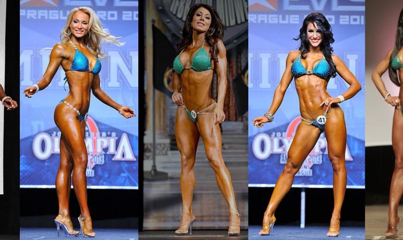 Временното класиране в квалификациите за 2014 Bikini Olympia – Кой е над чертата, кой под и кои красавици вече се готвят за Лас Вегас?