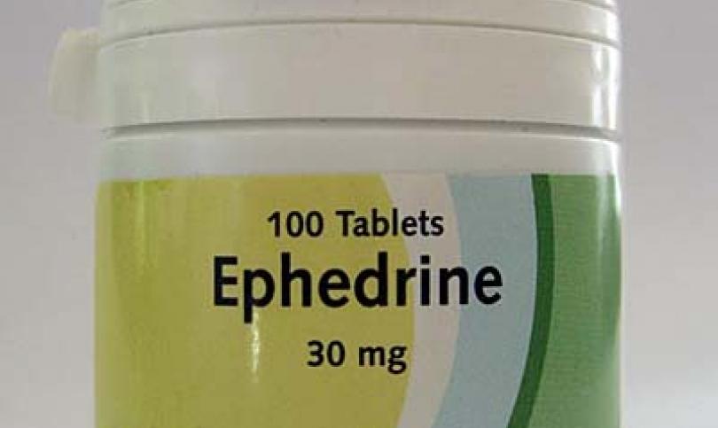 Ефедрин – фет бърнърът, който подобрява активността на централната нервна система