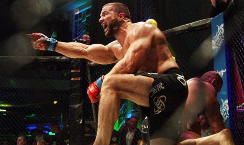 ММА гъвкавост, сила и издръжливост с UCMMA шампиона Оли Томпсън (Видео)