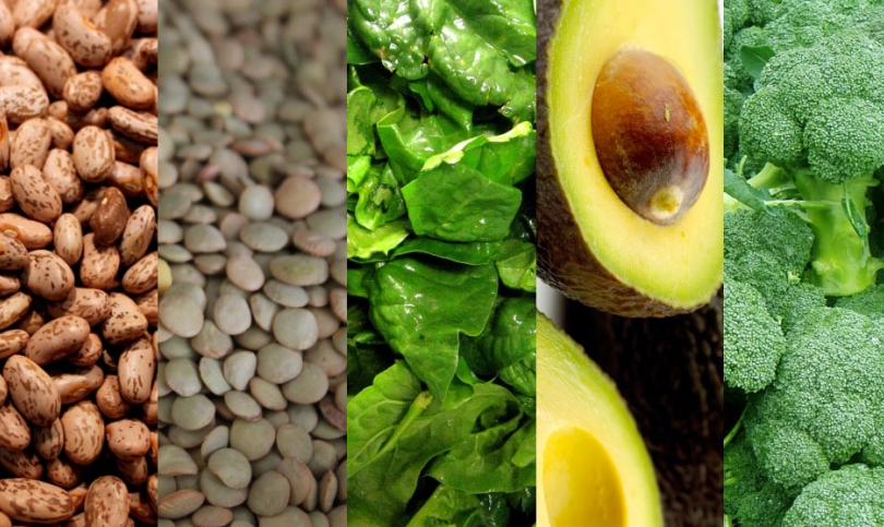 Топ 10 на най-богатите на витамин В9 (фолат) храни