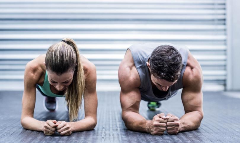"""Тренировка """"Понеделник"""" - как да олекнем с 1000 калории след уикенда (ВИДЕО)"""