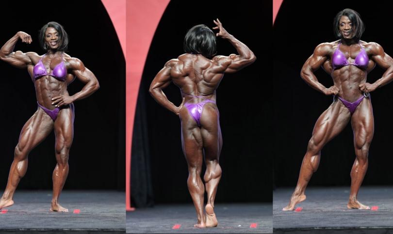 """Голямата Айрис Кайл си тръгна по шампионски – с 10-та титла """"Мис Олимпия"""" (Видео)"""