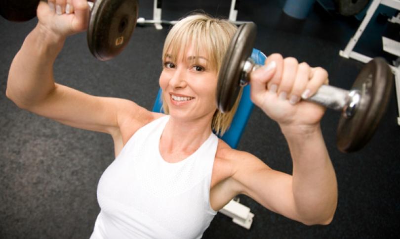 Тренировка за мускулен тонус (Видео)