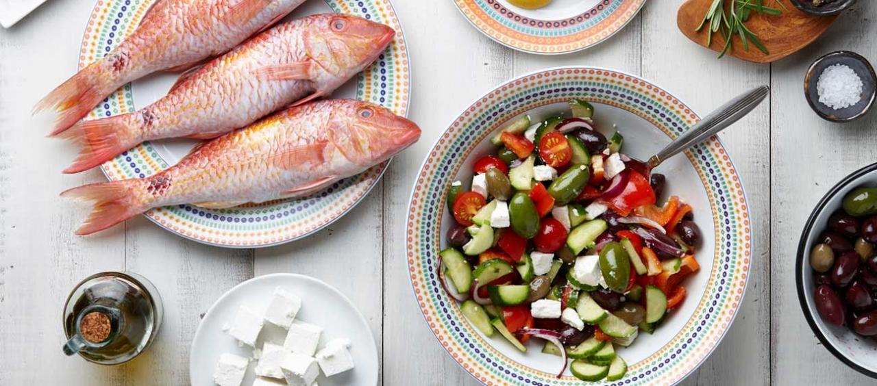 Средиземноморската диета намалява значително риска от депресии