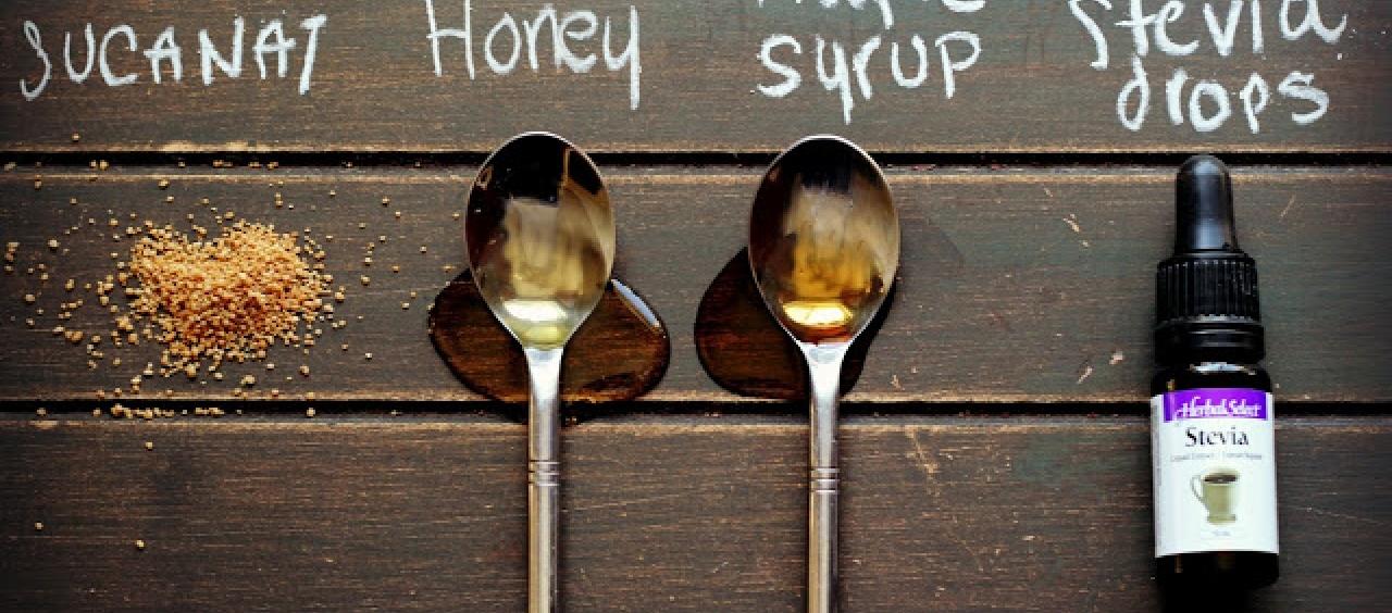 Здравословните алтернативи на захарта или кои са най-добрите естествени подсладители