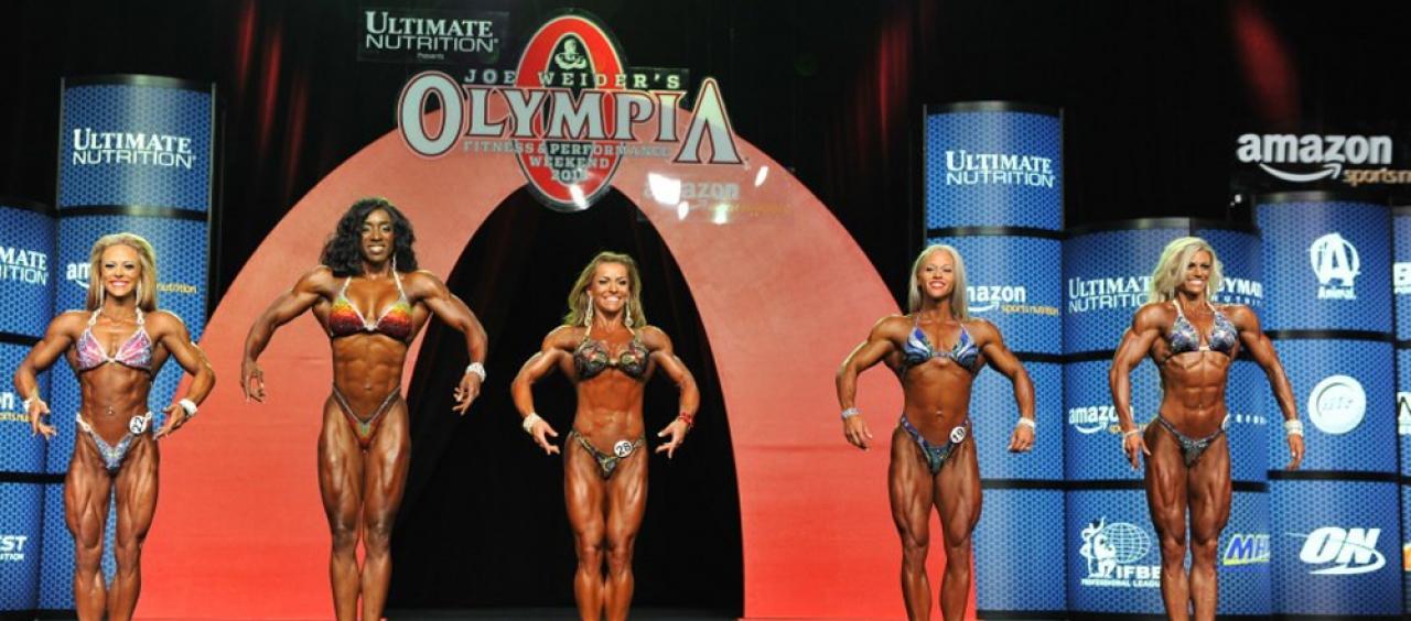 Джулиана Малакарне потрепери за титлата на 2015 Olympia Women`s Physique (Галерия и видео)